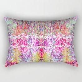 Mystical Mountains Rectangular Pillow