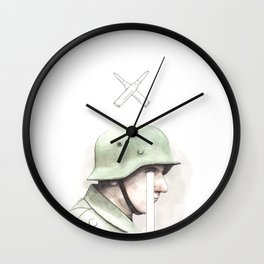 'War' - No winners, only losers and bigger losers. Wall Clock
