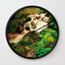 Parque Terra Nostra, Azores Wall Clock