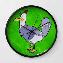 First Mate Gully Wall Clock