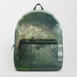 The road back home Backpack