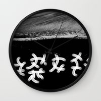 word Wall Clocks featuring Word by Reimerpics