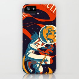Golly Gee Whiz iPhone Case