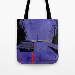 Nightscape 02 Tote Bag