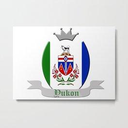 Yukon Metal Print