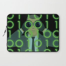 Spy On Me, I'd Rather Be Safe Laptop Sleeve