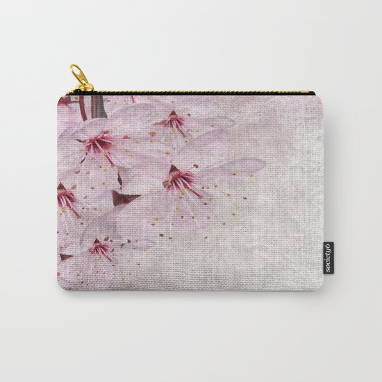Sakura Blossoms 01 Carry-All Pouch
