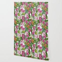 Tropical Garden 3 Wallpaper
