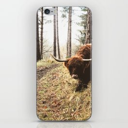 Wander the great outdoors iPhone Skin