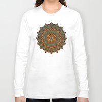 islam Long Sleeve T-shirts featuring Moroccan sun by Awispa