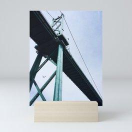 the aviator Mini Art Print