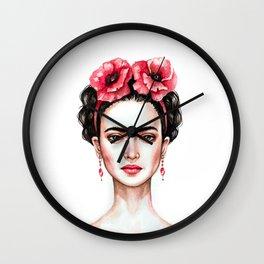 Frieda Wall Clock