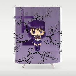 Sailor Saturn Shower Curtain