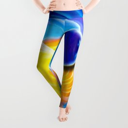 Abstract perfection - Circle Leggings