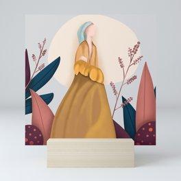 Mother in nature Mini Art Print