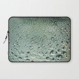 Water and rain Laptop Sleeve