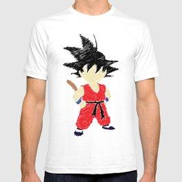 Little Saiyan T-shirt