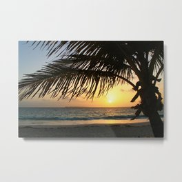 The sun's arising Metal Print