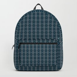 Meshed in Teal Backpack