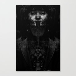 Pete Canvas Print