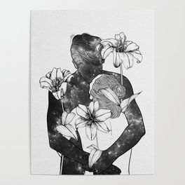 You are my flowery drug. Poster