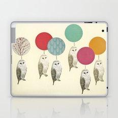 Balloon Landing Laptop & iPad Skin