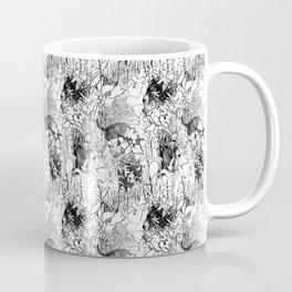 Stella in the Bushes Coffee Mug