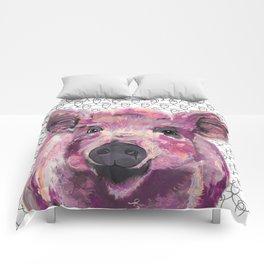 Precious Pig Comforters
