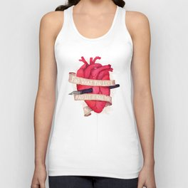 Find What You Love Unisex Tank Top