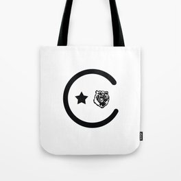 California Icons Tote Bag