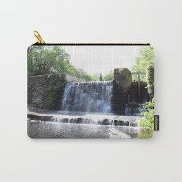 Waterfall at Keen Lake Carry-All Pouch
