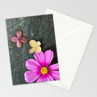 Flowers of Summer Stationery Cards