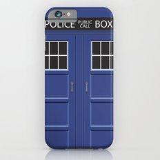 Tardis - Doctor Who iPhone 6s Slim Case