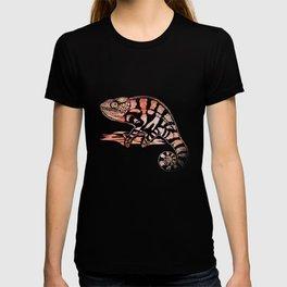 Chameleon Art T-shirt