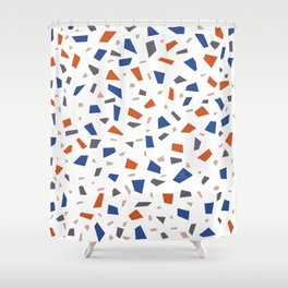Terrazzo AFE_T2019_S14_1 Shower Curtain