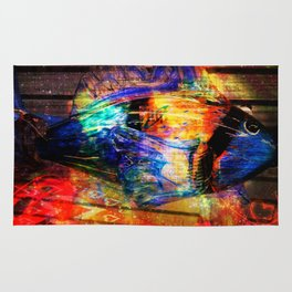 Life In Colors Rug