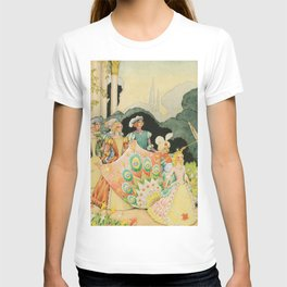 Little Princess by Rudolf Koivu T-shirt