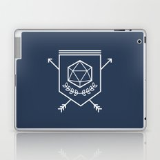 Roleplayer's Crest Laptop & iPad Skin