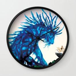 Forrest Spirit Wall Clock