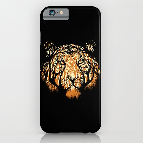 Hidden Hunter iPhone & iPod Case