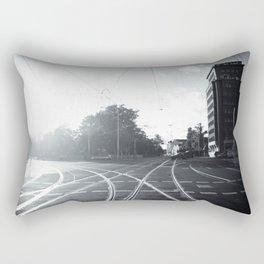 The Street of What Rectangular Pillow