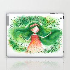 I AM THE FOREST Laptop & iPad Skin