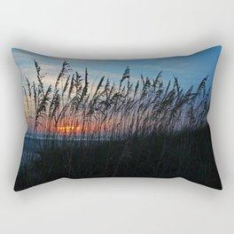 Secrets Stored Rectangular Pillow