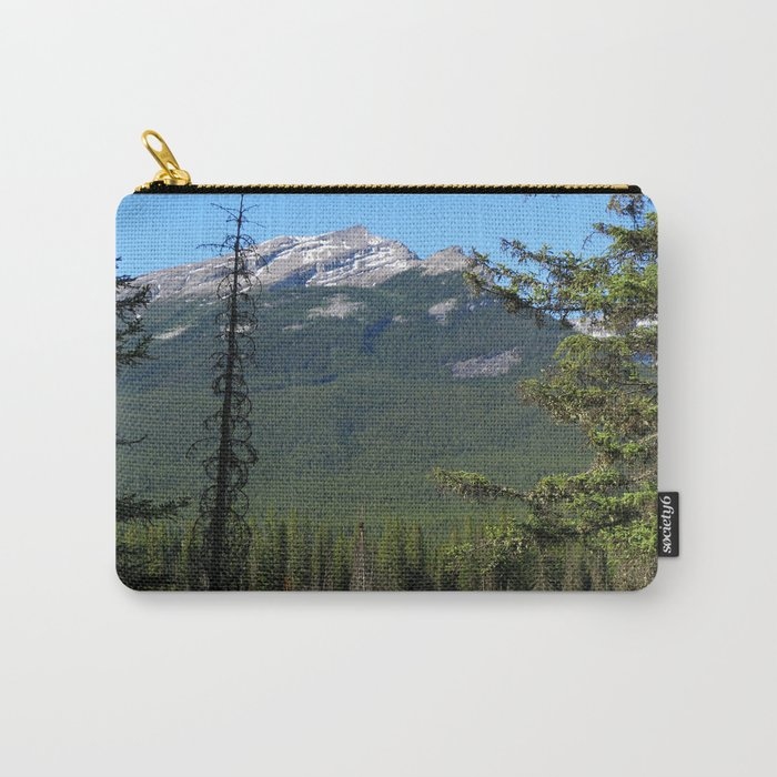 Beautiful Bow Valley Carry-All Pouch