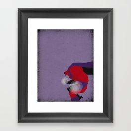 My Magneto Framed Art Print