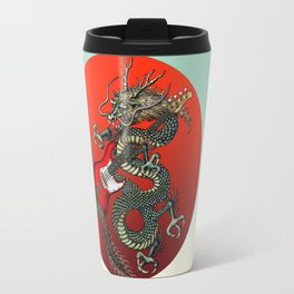 Dragon BassGuitar 01 Travel Mug