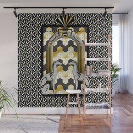 Art Deco Wall Mural
