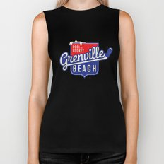 Pool de Hockey Grenville Beach Biker Tank