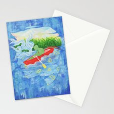 Once in a Dream Stationery Cards