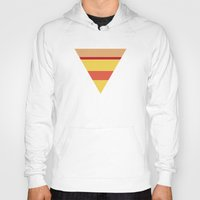 pizza Hoodies featuring Pizza by parallelish